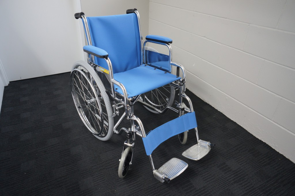 Wheelchair Recover