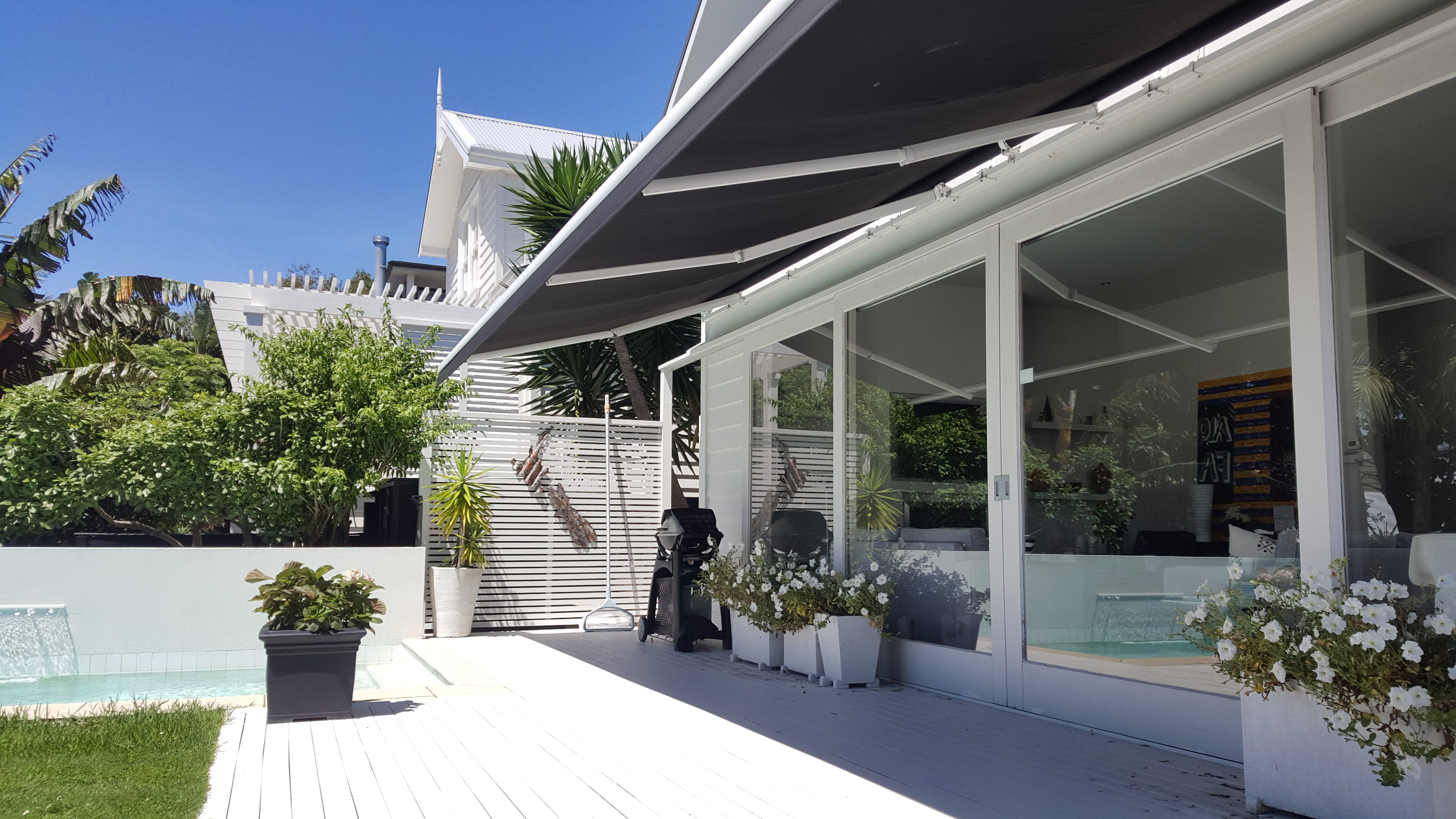 Retractable Awning Recover